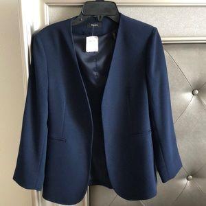 NWT Theory 00 blue blazer - brand new